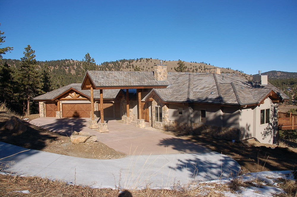 Pinedale Ranch Circle Colorado Custom Home