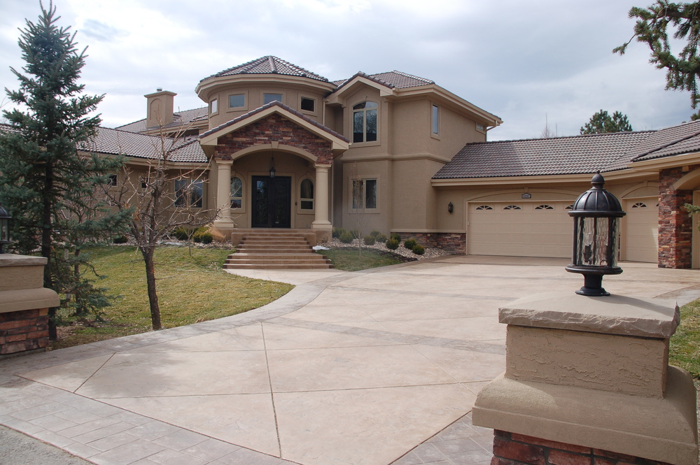 Hawthorne Colorado Custom Home