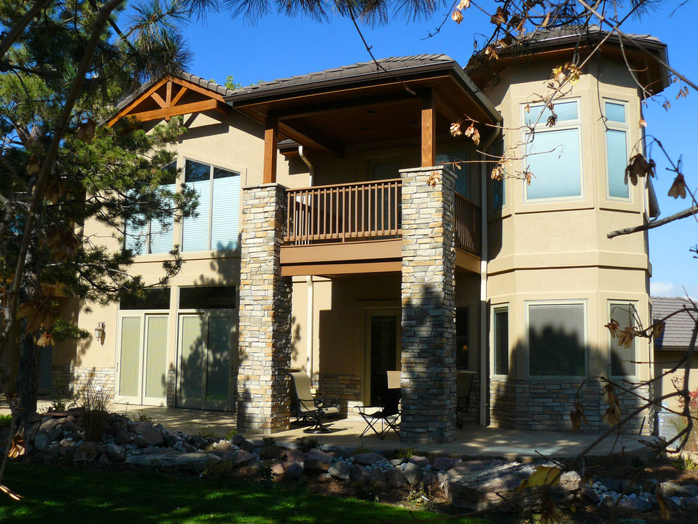 Hans Peak Colorado Custom Home