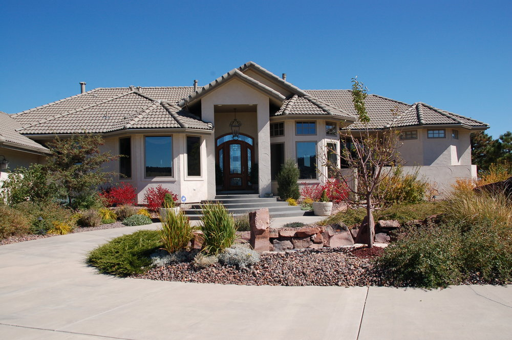 Indian Paintbrush Colorado Custom Home