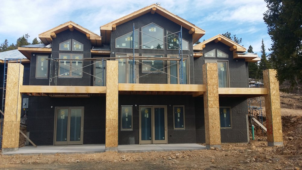 Standing Pines Colorado Custom Home
